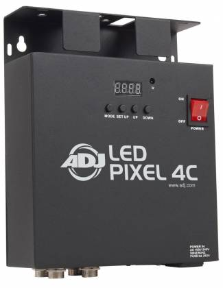 American DJ LED-PIXEL-TUBE-SYS-4 Channel controller and LED-PIXEL-TUBE-360 Product Image 3