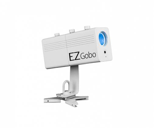 Chauvet DJ EZ Gobo LED Battery Powered Gobo Projector Product Image 4