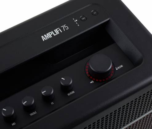 Line 6 AMPLIFI75 Bluetooth Enabled 75-watt Multi-Speaker Modeling Combo Guitar Amplifier Product Image 9