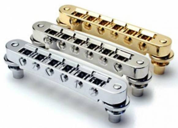 L. R. Baggs LR-TBCH Piezo T-Bridge Pickup for Electric Guitar in Chrome Product Image 3