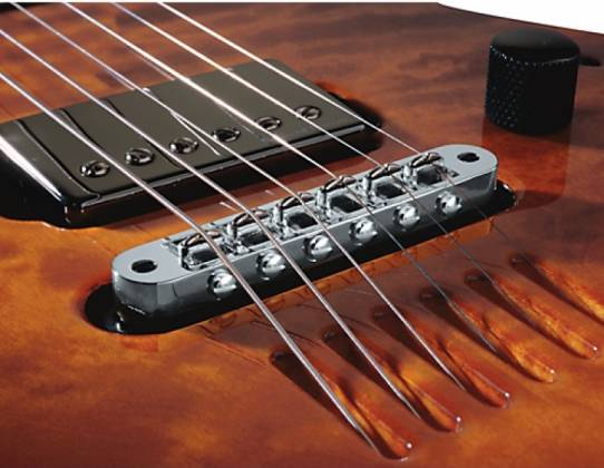 L. R. Baggs LR-TBCH Piezo T-Bridge Pickup for Electric Guitar in Chrome Product Image 2