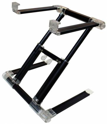Odyssey LSTAND360 Black LSTAND 360 Ultra Laptop/Tablet Quick Setup Folding Stand Product Image 3