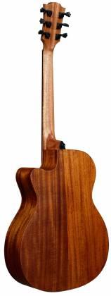 Lag T170ACE Auditorium 6 String RH Acoustic-Electric Guitar - Natural Product Image 4
