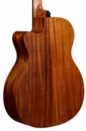 Lag T170ACE Auditorium 6 String RH Acoustic-Electric Guitar - Natural Product Image 5