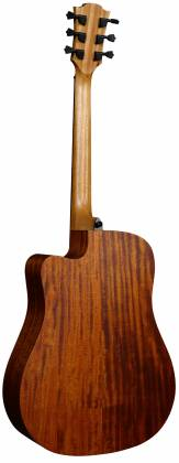 Lag T170 DCE Tramontane Cutaway Dreadnought 6 String RH Acoustic Guitar with Pickup t-170-dce Product Image 4