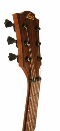 Lag T170 DCE Tramontane Cutaway Dreadnought 6 String RH Acoustic Guitar with Pickup t-170-dce Product Image 7