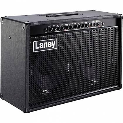 Laney LX120RT 120W 2x12 Guitar Combo Amp Black Product Image 2