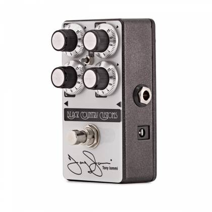 Laney TI Boost Tony Iommi Signature Boost Effects Pedal ti-boost Product Image 3