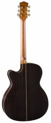 Luna VG SIG 6 String RH Vicki Genfan Signature Acoustic-Electric Guitar Product Image 2