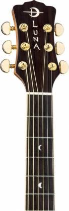Luna VG SIG 6 String RH Vicki Genfan Signature Acoustic-Electric Guitar Product Image 5