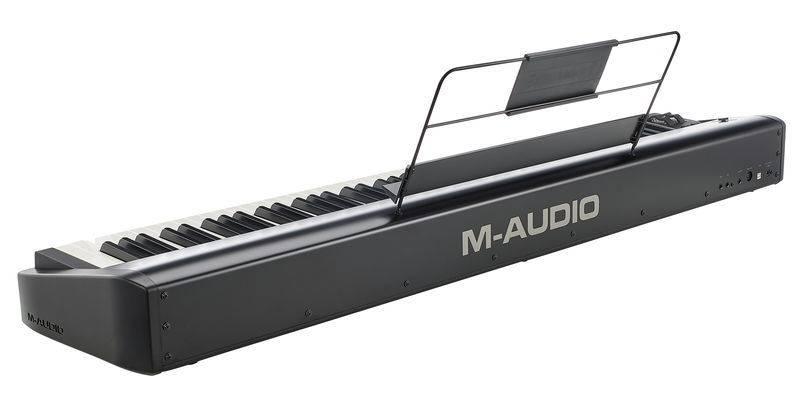 M-Audio HAMMER88XUS 88-Hammer Action USB MIDI Controller - Canada's  Favourite Music Store - Acclaim Sound and Lighting