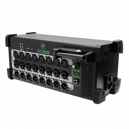 Mackie DL16-S 16-Channel Wireless Digital Live Sound Rack Mixer with Pro Tools First Software Product Image 2