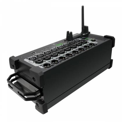 Mackie DL16-S 16-Channel Wireless Digital Live Sound Rack Mixer with Pro Tools First Software Product Image 7