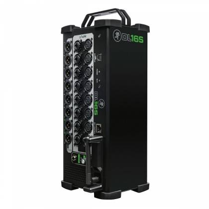 Mackie DL16-S 16-Channel Wireless Digital Live Sound Rack Mixer with Pro Tools First Software Product Image 8