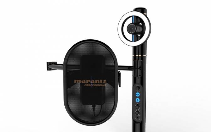 Marantz Pro TURRETXUS Podcast System with Broadcast quality Video Streaming turret-x-us-podcast Product Image 2