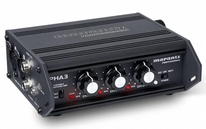 Marantz Pro PHA-3 Portable Stereo Headphone Amplifier