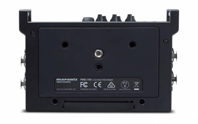Marantz Pro PMD-706 6-Channel DSLR Recorder