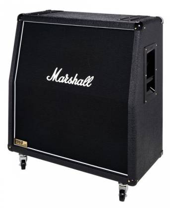 """Marshall 1960A 300 Watt 4 x 12"""" Angled Extension Speaker Cabinet 1960-a Product Image 2"""