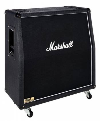 """Marshall 1960A 300 Watt 4 x 12"""" Angled Extension Speaker Cabinet 1960-a Product Image 4"""
