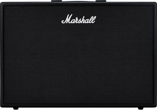 Marshall CODE100 Bluetooth Enabled Code Series 100 Watt Digital Guitar Amplifier Combo with PEDL-91010 Footswitch code-100 Product Image 2