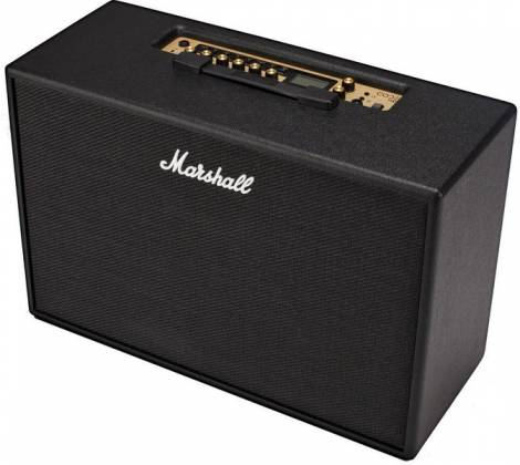 Marshall CODE100 Bluetooth Enabled Code Series 100 Watt Digital Guitar Amplifier Combo with PEDL-91010 Footswitch code-100 Product Image