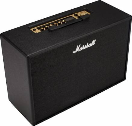 Marshall CODE100 Bluetooth Enabled Code Series 100 Watt Digital Guitar Amplifier Combo with PEDL-91010 Footswitch code-100 Product Image 3