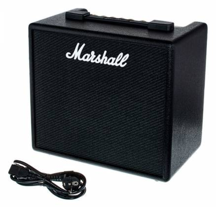 Marshall CODE25 Bluetooth Enabled Code Series 25 Watt Digital Guitar Amplifier Combo code-25 Product Image 9