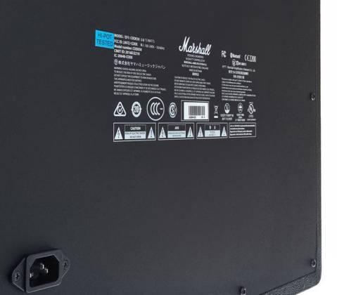 Marshall CODE50 Bluetooth Enabled Code Series 50 Watt Digital Guitar Amplifier Combo Product Image 9