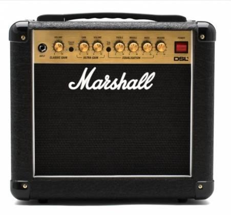 Marshall DSL1CR 1 Watt Tube Guitar Amplifier Combo dsl-1-cr Product Image 2