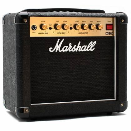 Marshall DSL1CR 1 Watt Tube Guitar Amplifier Combo dsl-1-cr Product Image 3