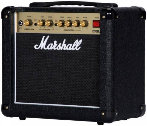 Marshall DSL1CR 1 Watt Tube Guitar Amplifier Combo dsl-1-cr Product Image 5