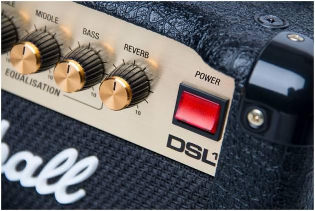 Marshall DSL1CR 1 Watt Tube Guitar Amplifier Combo dsl-1-cr Product Image 6