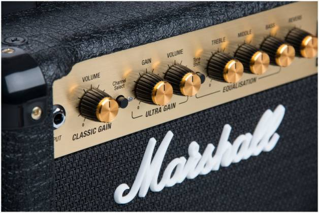 Marshall DSL1CR 1 Watt Tube Guitar Amplifier Combo dsl-1-cr Product Image 7