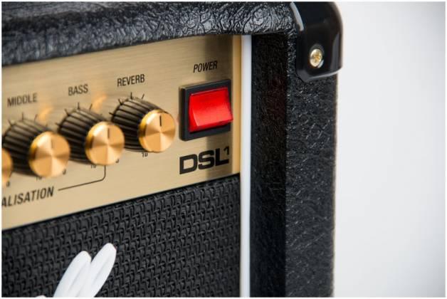 Marshall DSL1CR 1 Watt Tube Guitar Amplifier Combo dsl-1-cr Product Image 8
