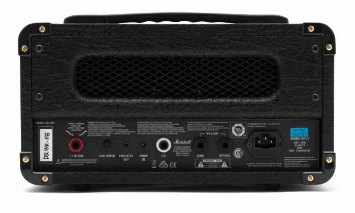 Marshall DSL1HR 1W Valve 2 Channel Tube Guitar Amplifier Head dsl-1-hr Product Image 3