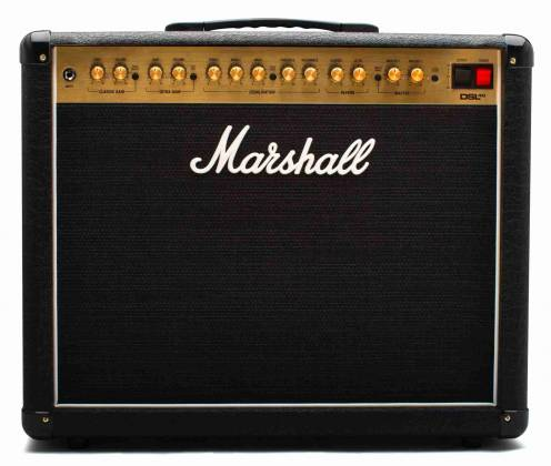 Marshall DSL40CR DSL 40w Tube Guitar Amplifier Combo Product Image 2