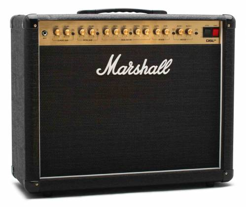 Marshall DSL40CR DSL 40w Tube Guitar Amplifier Combo Product Image 4
