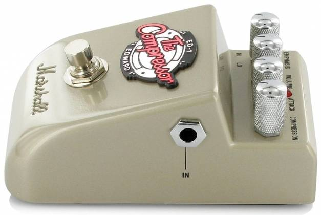 Marshall ED-1 Edward Compressor/Sustainer Guitar Effects Pedal Product Image 4
