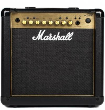 Marshall MG15GFX 15 Watt Guitar Amplifier Combo with Effects mg-15-gfx Product Image 2