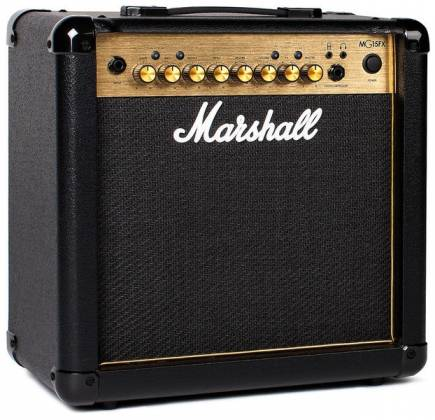 Marshall MG15GFX 15 Watt Guitar Amplifier Combo with Effects mg-15-gfx Product Image 3