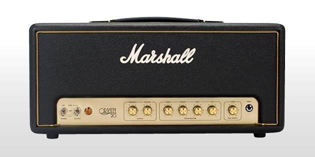 Marshall ORI20H Origin 20w Tube Amplifier Head ori-20-h Product Image 2