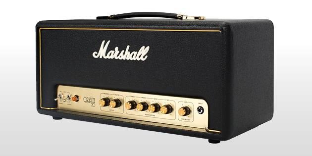 Marshall ORI20H Origin 20w Tube Amplifier Head ori-20-h Product Image 3