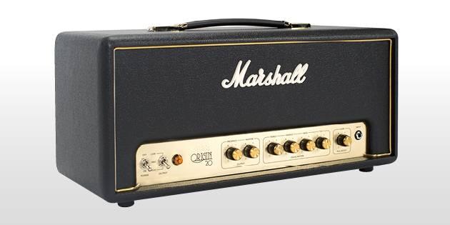 Marshall ORI20H Origin 20w Tube Amplifier Head ori-20-h Product Image 5