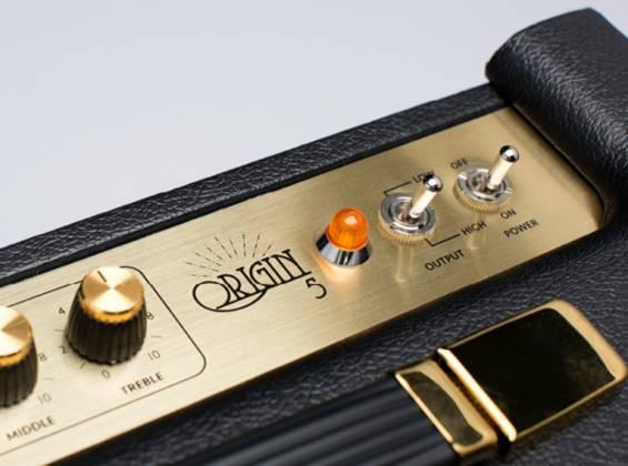 Marshall ORI5C Origin 5W Tube Amplifier Combo ori-5-c Product Image 6