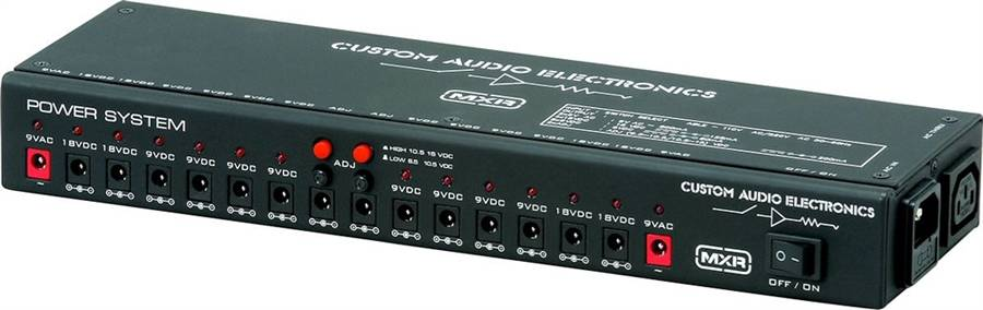 Dunlop MC403 MXR Power System Multiple Power Supply Product Image 2