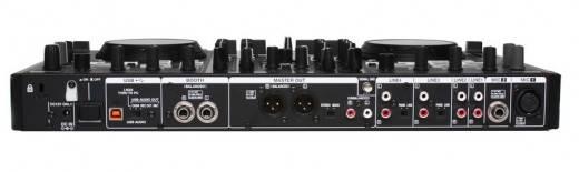 Denon DJ MC6000-MK2 4 Channel, 8 Source Premium Digital DJ Controller Mixer  Product Image 2