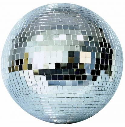Microh DJ MB-2400 24 Inch Mirror Ball (discontinued clearance) Product Image 2