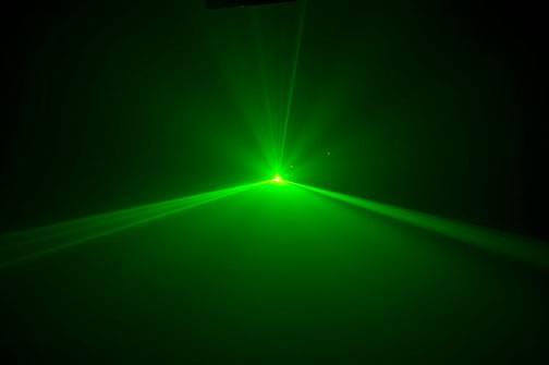 American DJ MICRO-SKY portable green laser Product Image 6