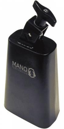 "Mano MPCB 4 Black 4"" Cowbell mp-cb-4 Product Image 2"