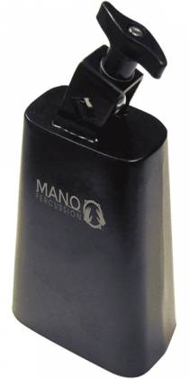 "Mano MPCB 8 Black 8"" Cowbell mp-cb-8 Product Image 2"